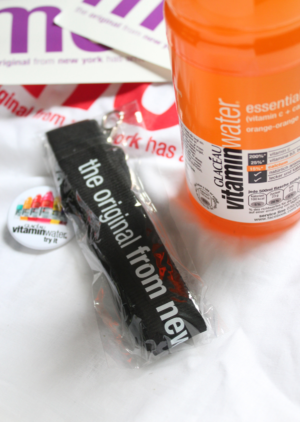 Care Paket Vitamin Water
