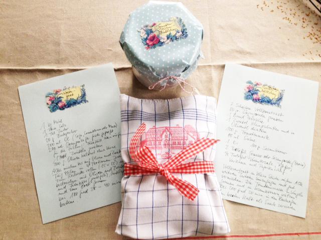 Achtung fremde Federn – Post aus Utes Küche