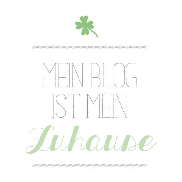 blogzuhause