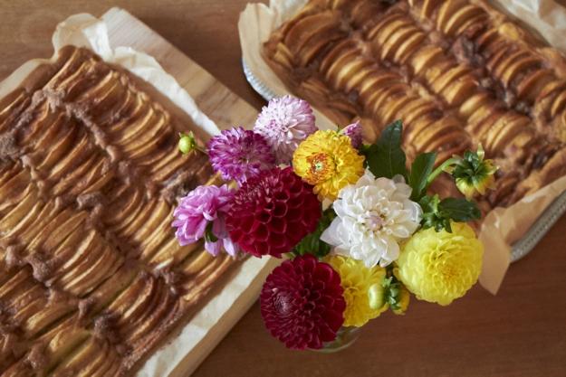 Apfelkuchen tastesheriff Clara Moring