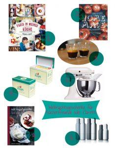 Weihachtsgeschenke fuer Kochbegeisterte