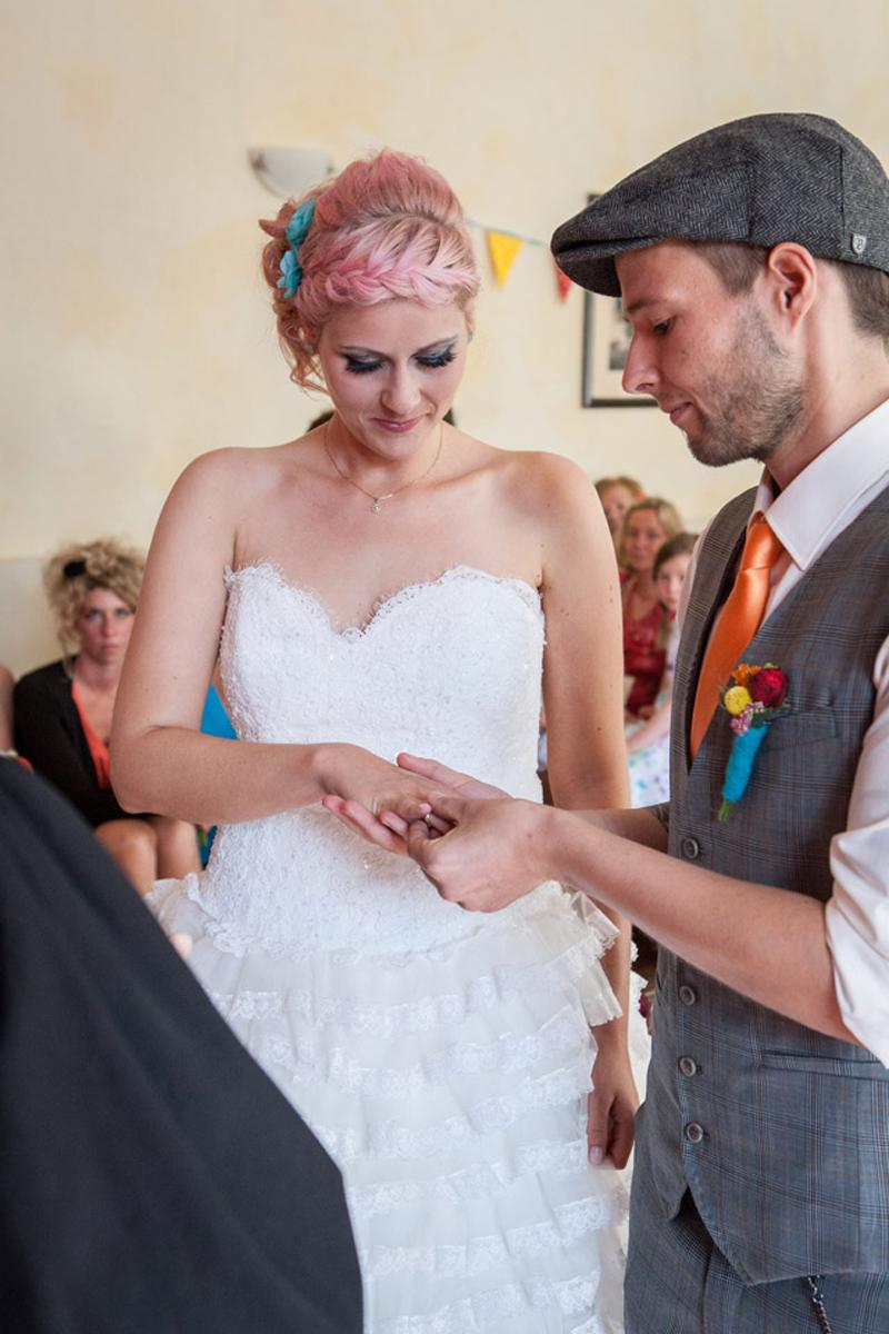 Gastpost – Sarah zu Besuch an Ihrem ersten Hochzeitstag