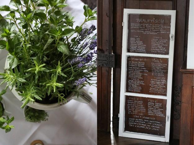 Hochzeitswoche location und abenddeko tastesheriff - Altes fenster dekorieren ...
