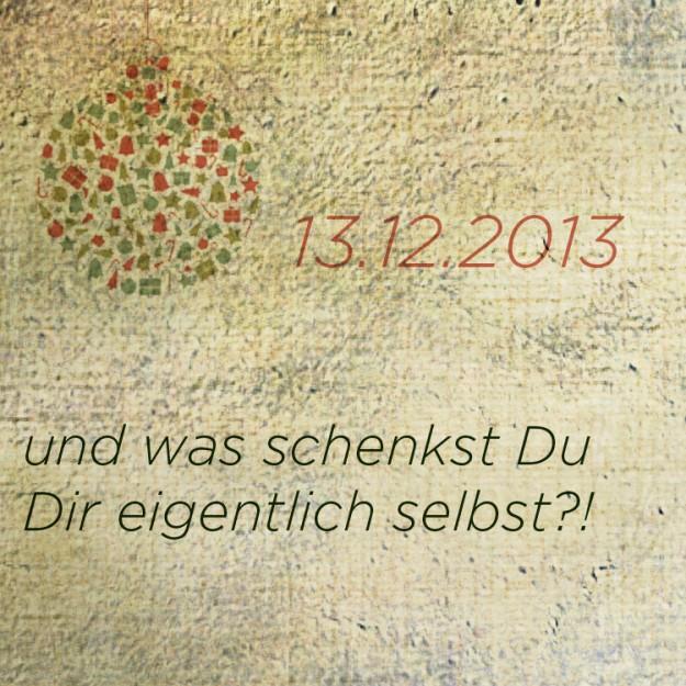 13122013 lass es Dir gut gehen mantra adventskalender tastesheriff