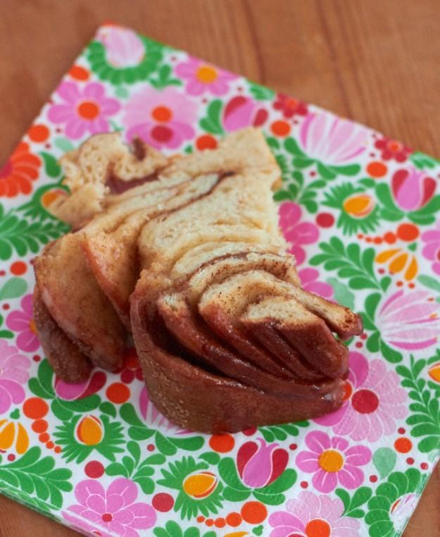 Die alternative zur Zimtschnecke - der saftige Zimtschneckenkuchen