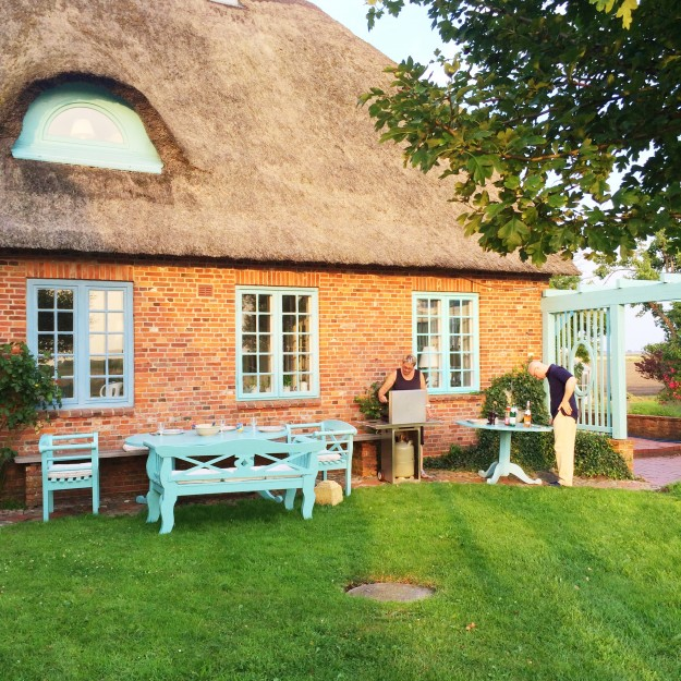 Hof hilligenbohl Kirchner Ferienwohnung Nordfriesland