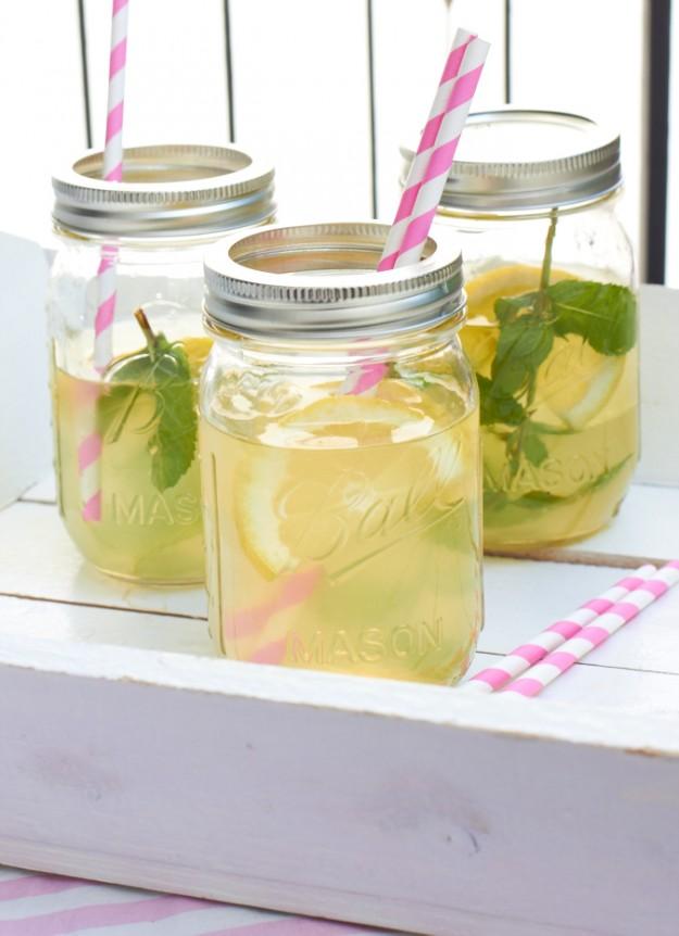 Ingwer-Zitronen-Limo tastesheriff Limonade