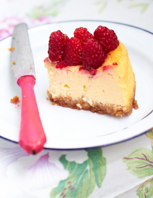 ichbacksmir Himbeer-CheeseCake Sommerrezept tastesheriff
