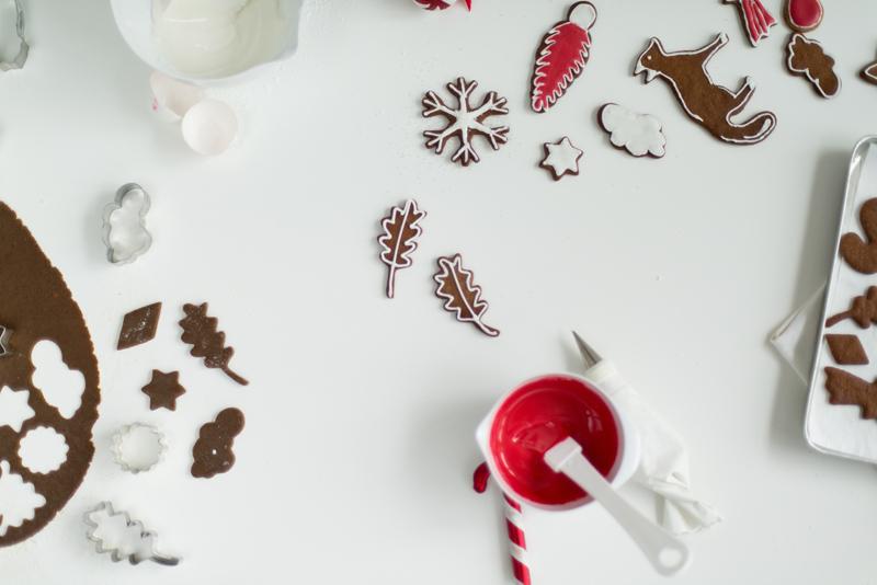 Knuspern unterm Weihnachtsbaum – Post aus meiner Küche ist aus dem Dornröschenschlaf erwacht (Werbung)