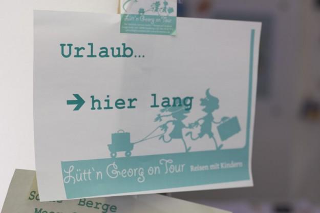 luettngeorg on tour