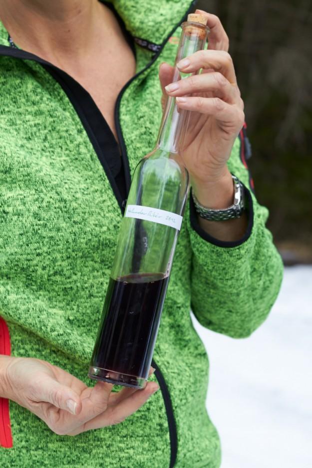 Holunderlikör Rezept aus Tirol