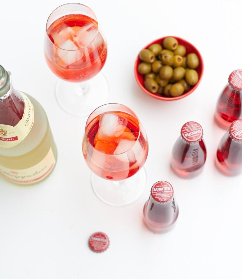 Schwangerschaft Alkoholfreier Sekt