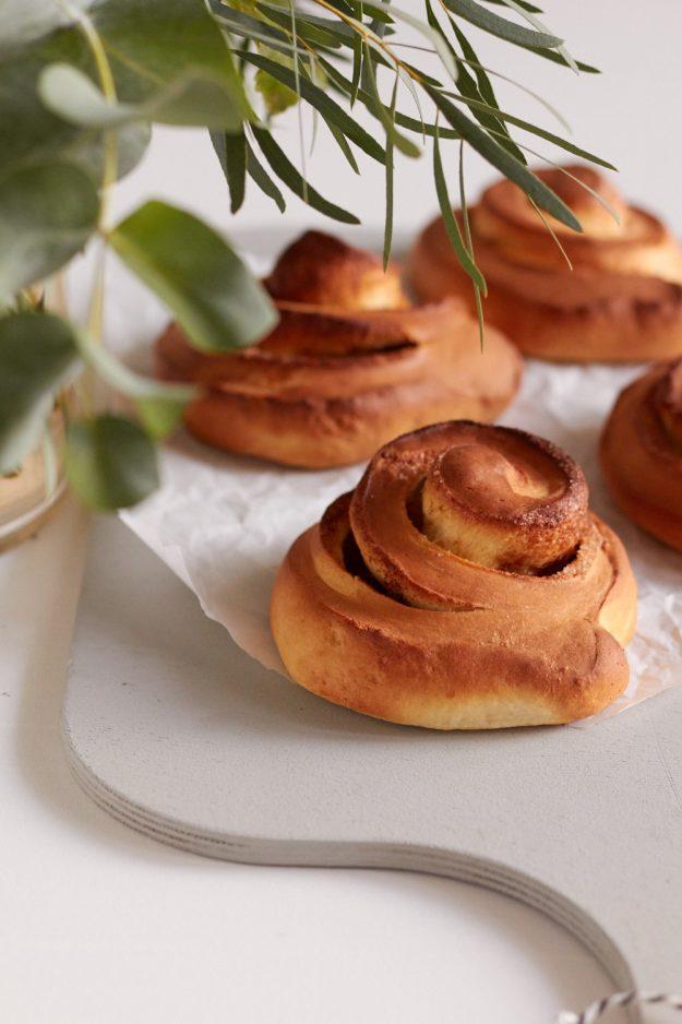 ganz einfache und super leckere Lebkuchenschnecken