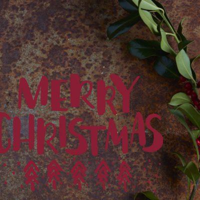 Frohes Fest und Danke!