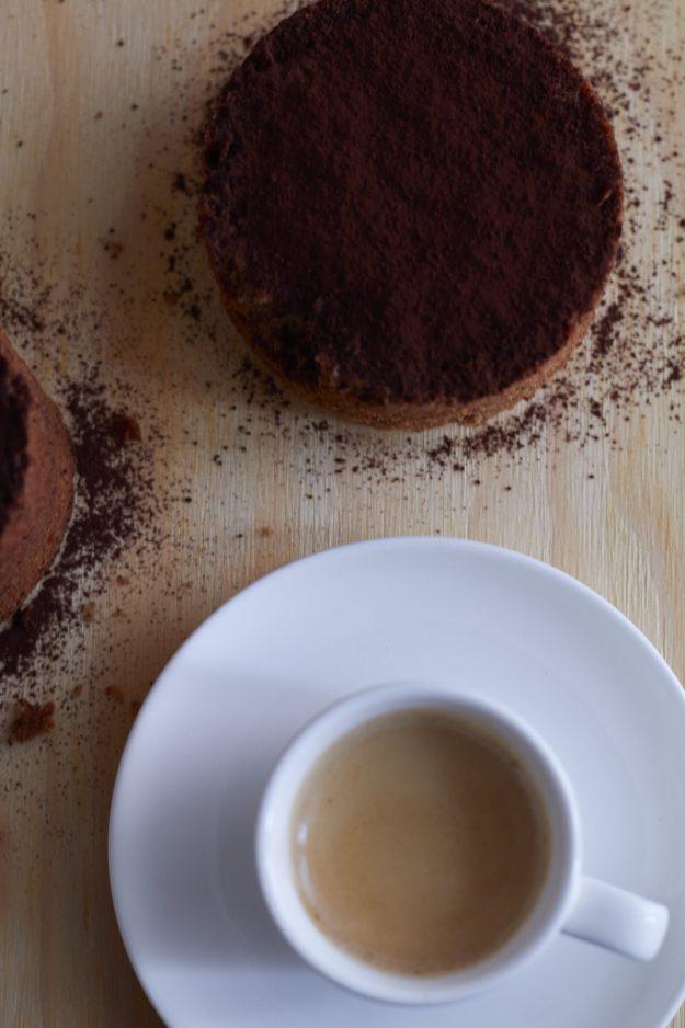 der Kaffeetrinker in mir liebt Espressokuchen (Werbung)
