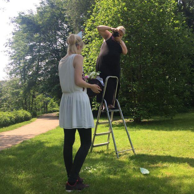 Schönes aus dem Garten mit Liebe verschenkt - das Buch von Hanna Charlotte Erhorn und Clara Moring (tastesheriff)