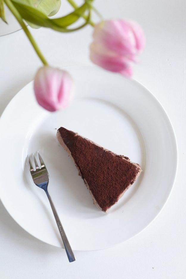 der super-duper-Schokokäsekuchen ohne Backen – oder auch der beste Cheesecake der Welt!