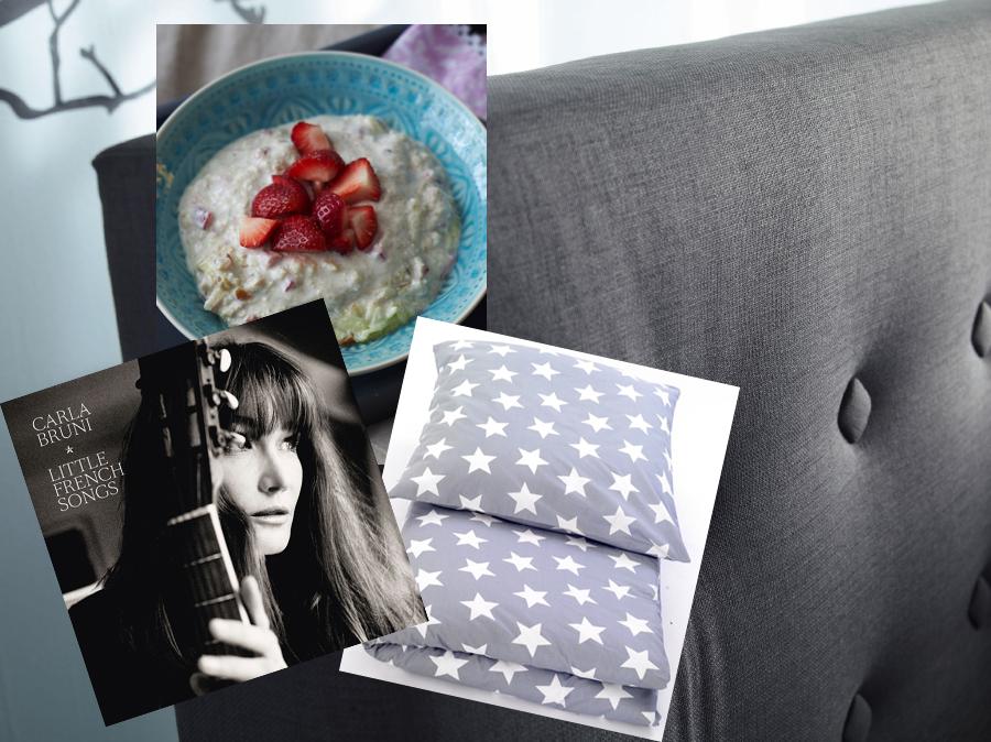 sunday in bed tastesheriff. Black Bedroom Furniture Sets. Home Design Ideas