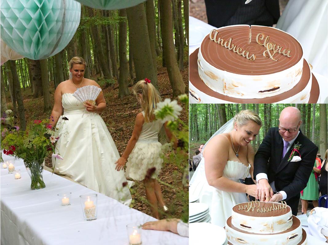 Hochzeitswoche Der Wald Tastesheriff