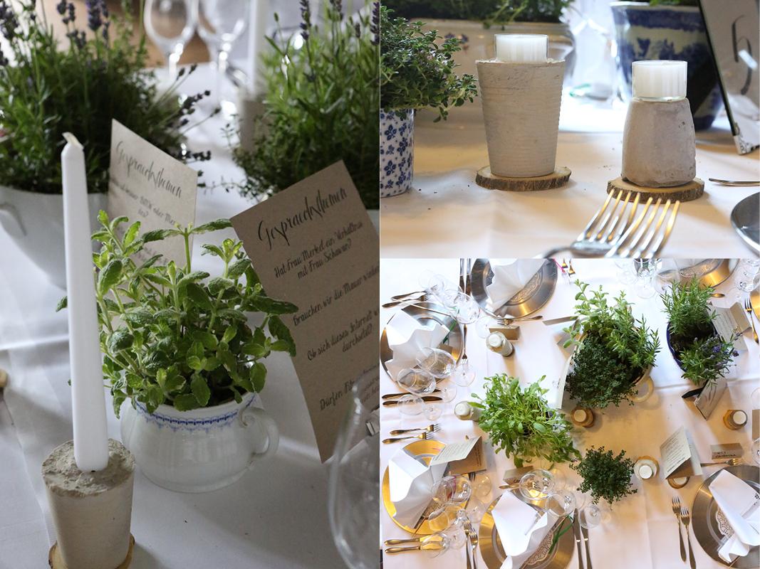 Hochzeitswoche Location Und Abenddeko Tastesheriff