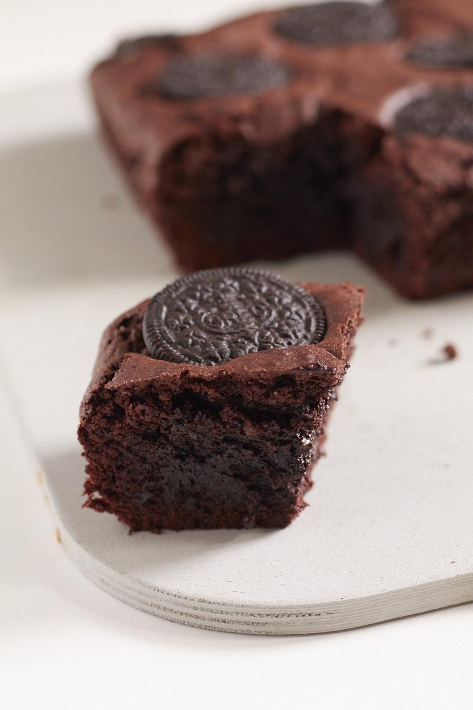 Ein Oreo Brownie Fur Schokoladenliebhaber Tastesheriff