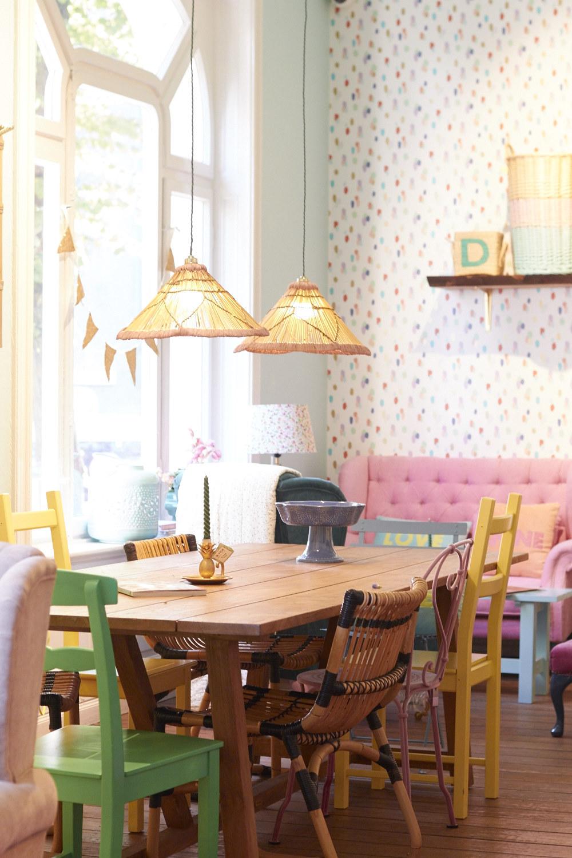 neu die riceteria in hamburg tastesheriff. Black Bedroom Furniture Sets. Home Design Ideas
