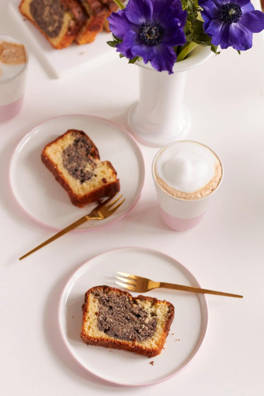 Diesen Sonntag Gibt Es Einen Schneller Mohn Joghurt Kuchen