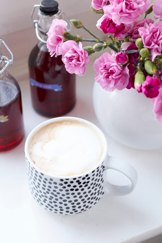 da ist er wieder der montag darauf einen kaffee mit karamellsirup tastesheriff. Black Bedroom Furniture Sets. Home Design Ideas
