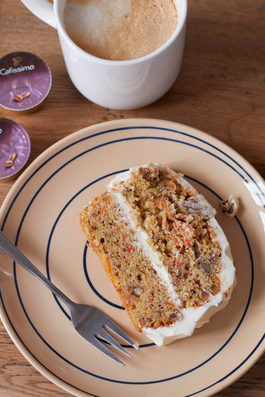 Kaffee Kuchen Und Mohren Wir Haben In Der Neuen Kuche Zumindest