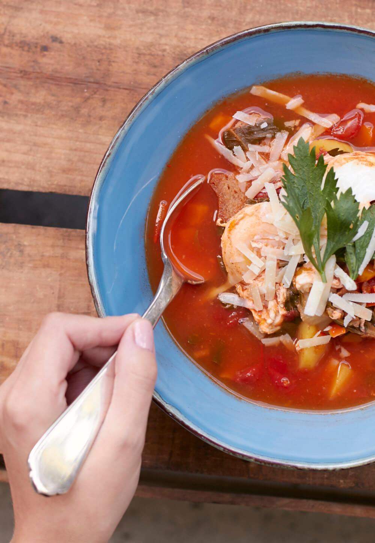 Acquacotta Suppe Und Das Neue Buch Von Jamie Oliver Tastesheriff