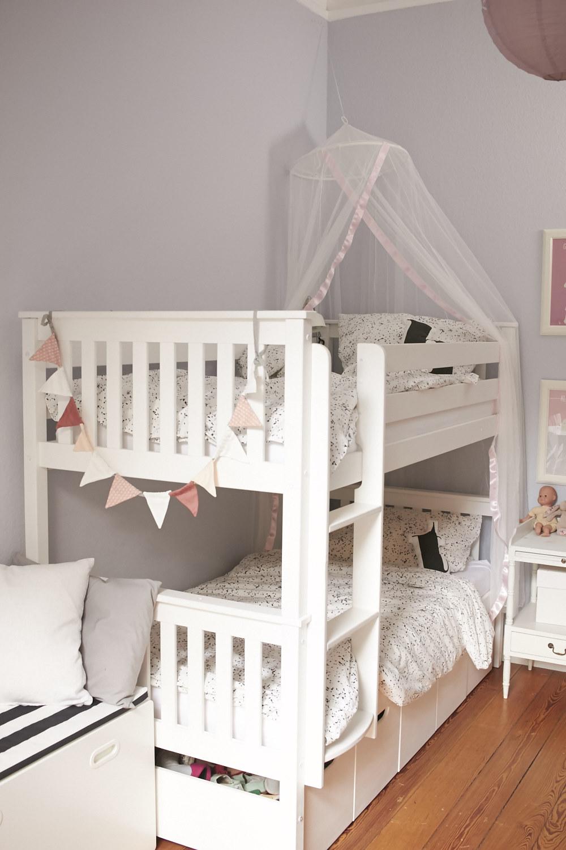 Kinderzimmer Für Zwei | Raus Mit Dem Babybett Zeit Fur Ein Richtiges Kinderzimmer Fur Zwei