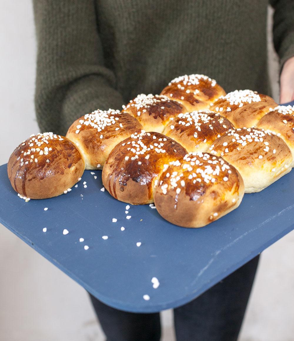 nach Ostern ist vorm nächsten Wochenende – Pikkupullat – finnische süße Brötchen | tastesheriff