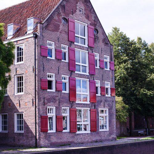 Zwolle - die bezaubernde kleine Hansestadt in Holland. Definitiv einen Besuch wert