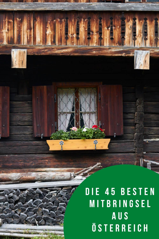 Eine Liste mit den 45 beliebtesten Mitbringseln aus Österreich findest Du hier!