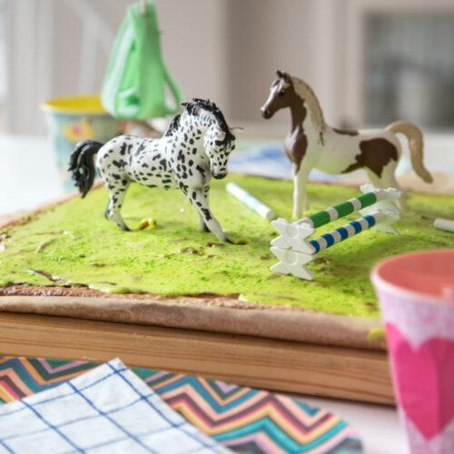 Kindergeburtstag - viele Ideen für einen Pferdegeburtstag - easy und schön!